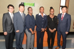 Korean Visits to Dedan Kimathi University Nairobi Campus for Training